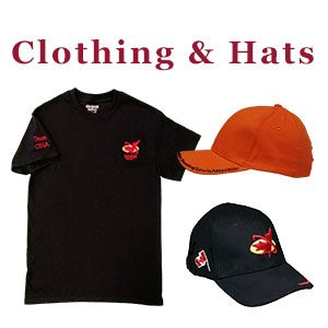 Clothing and Hats